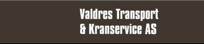 Bilderesultater for Valdres Transport & Kranservice AS